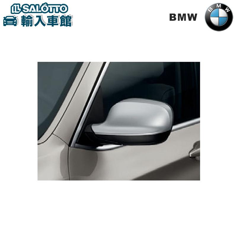 【 BMW 純正 クーポン対象 】 Xline ミラーカバー シルバー 【左/右別売り】※~2014.3生産車両のみ / X3 F25