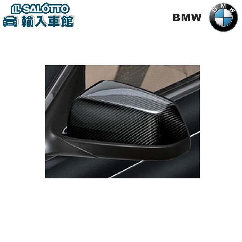 【 BMW 純正 クーポン対象 】 BMW M Performance カーボン・ミラー・カバー/ハーフ・カバー・タイプ/2013.7~ 生産車両用/左・右別売り 5シリーズ F07 F10 F11