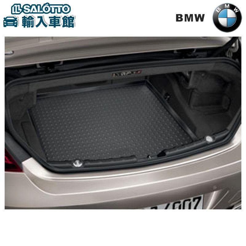 【 BMW 純正 クーポン対象 】 ラゲージコンパートメントマット トランクマット 6シリーズ クーペ F13 カブリオレ F12