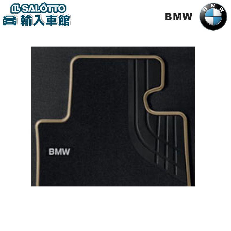 【 BMW 純正 クーポン対象 】 フロアマット リヤセット