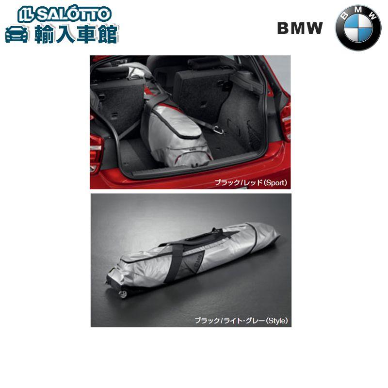 【 BMW 純正 クーポン対象 】 スキー&スノーボード・バッグ※スルーローディング・システムまたはストレージ・パッケージ装備車用