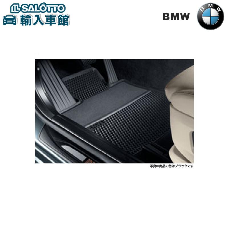 【 BMW 純正 クーポン対象 】 ラバーマット セット フロント用 5シリーズ F07 F10 F11 カラー:ベージュ ※2013.7~