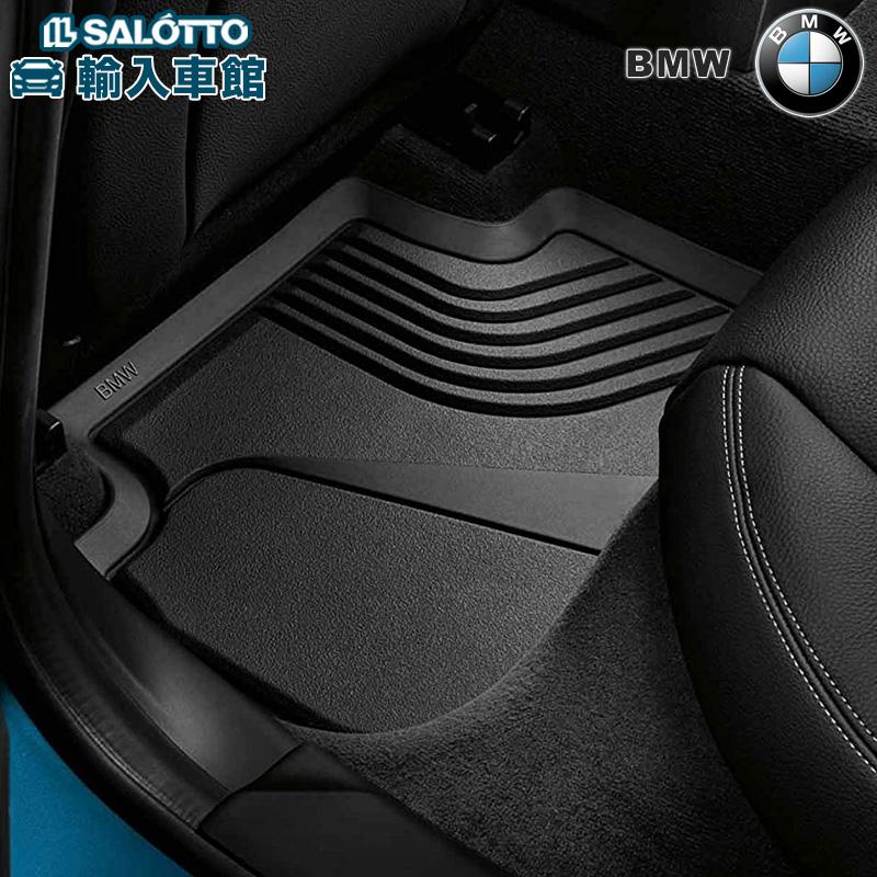 BMW アクセサリー 純正 グッズ 1シリーズ F40 リア 国内送料無料 オールウェザー オリジナル フロアーマット ビーエムダブリュー リヤ フロア マット ☆正規品新品未使用品 ブラック