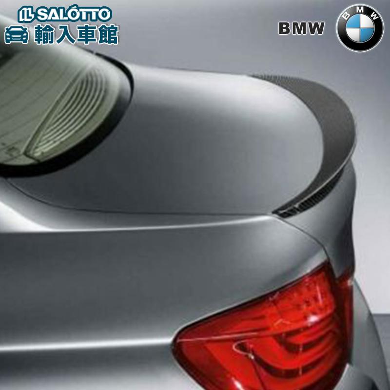 【 BMW 純正 クーポン対象 】 BMW M Performance カーボン・リヤ・トランク・スポイラー/※対象車両:セダン、M5 5シリーズ セダン F10