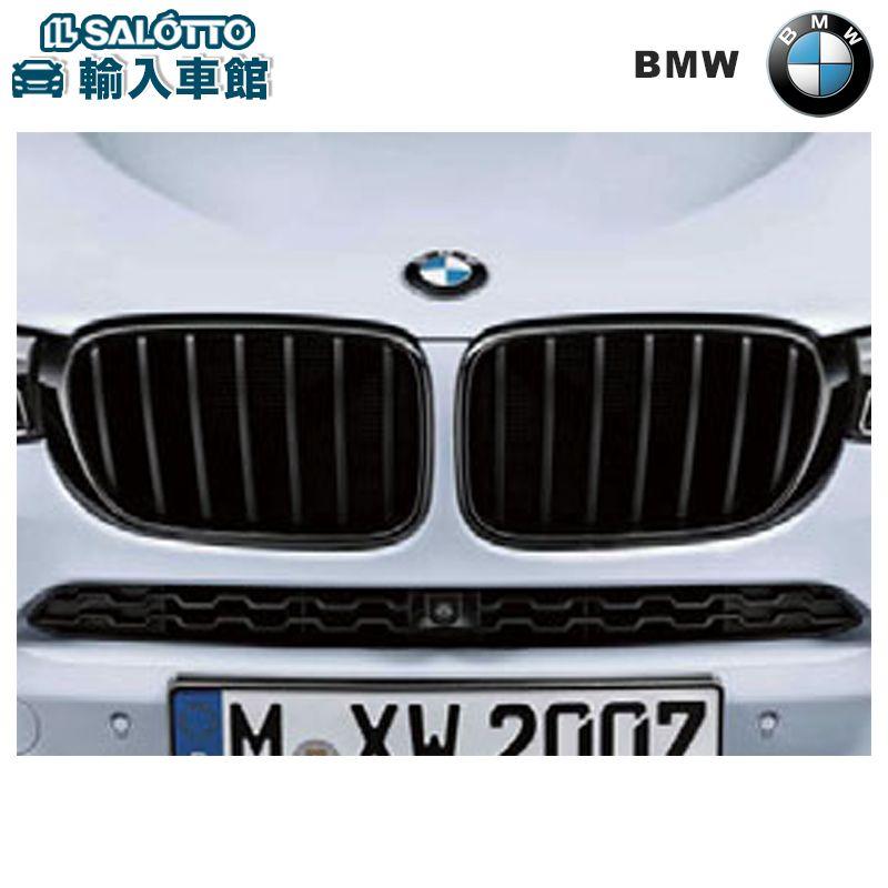 【 BMW 純正 クーポン対象 】 BMW MPerformance ブラック キドニーグリル 【左/右別売り】 ※2014.4 ~生産車両用 / X3 F25