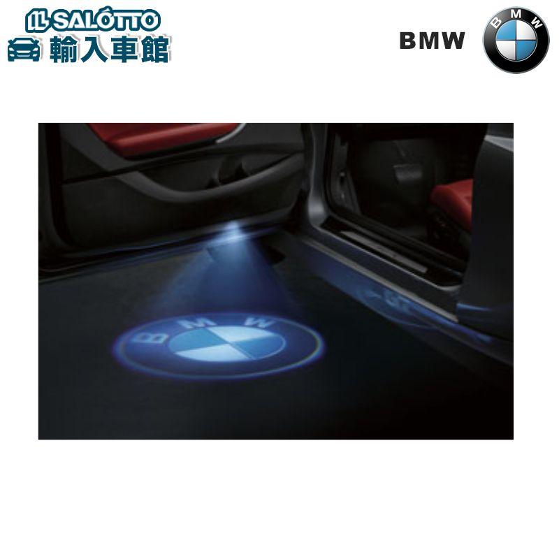 【 BMW 純正 クーポン対象 】 BMW LEDドアプロジェクター ※ドアエントランスライト装備車のみ / LED ドアライトBMW 汎用