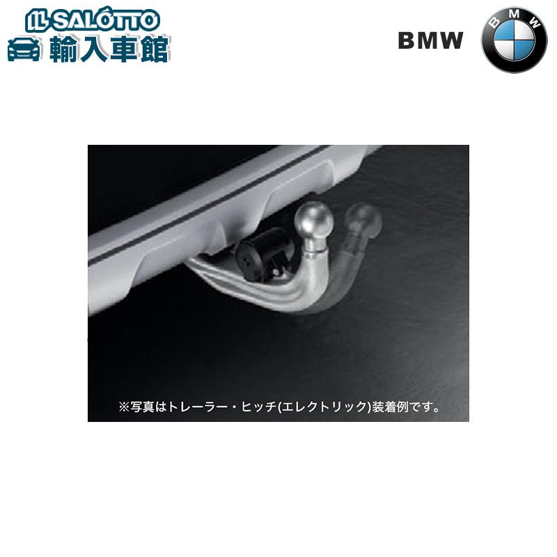 【 BMW 純正 クーポン対象 】 トレーラーヒッチ(エレクトリック)2014.4~2015.3 / ヒッチ ヒッチメンバー トレーラー X3 F25