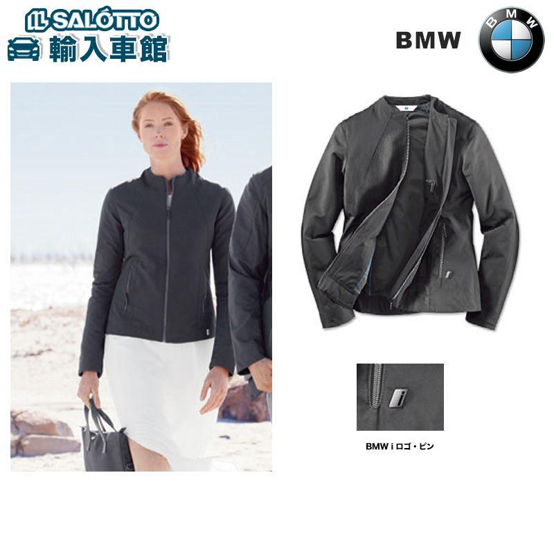 【 BMW 純正 クーポン対象 】 シングルライダース ジャケット ( レディース ) カラー:カーボングレー iシリーズデザイン 2016-2018 BMW COLLECTION