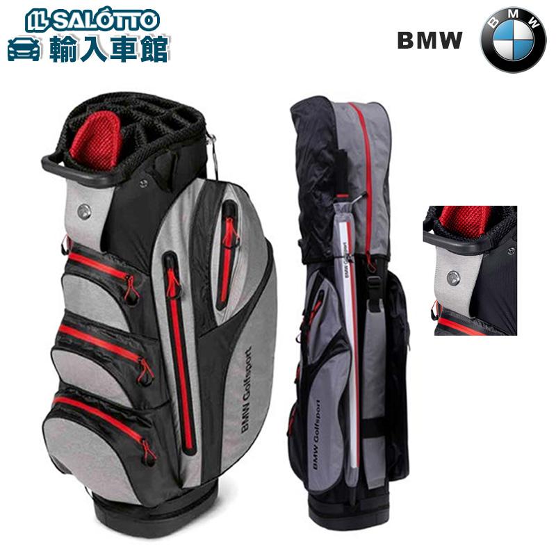 【 BMW 純正 クーポン対象 】BMW Golfsport キャディ バッグ ゴルフ 軽量 レイン カバー ロゴ