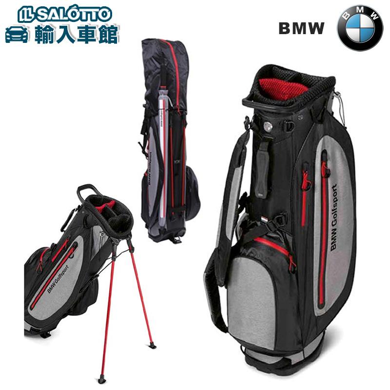 【 BMW 純正 クーポン対象 】BMW Golfsport ゴルフ バッグ キャディ 軽量 レイン カバー スタンド ロゴ
