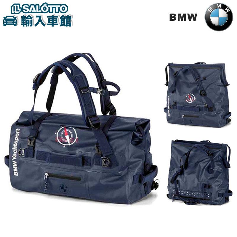 【 BMW 純正 クーポン対象 】BMW Yachtsport スポーツ バッグ バックパック ショルダー 鞄 カバン リュック 防水 ロゴ