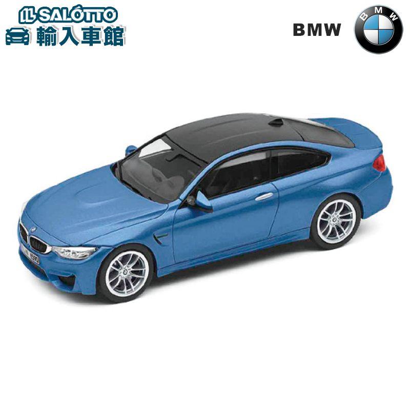 """【 BMW 純正 】 モデルカー BMW M4 クーぺ ( F82 ) スケール:1:18(1/18) """"JadiToys"""" / ミニカー トイカー"""