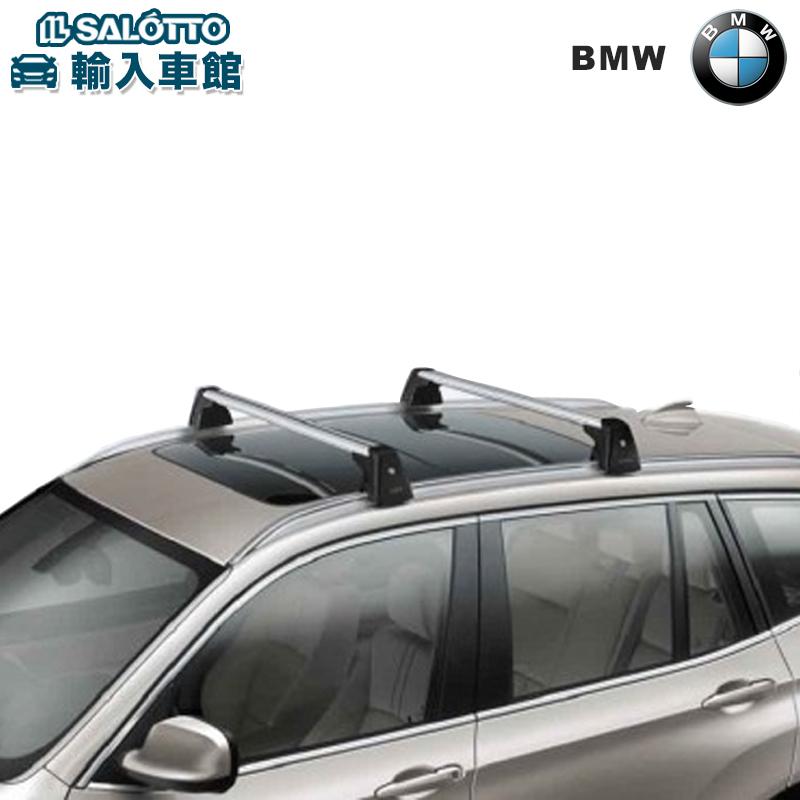【 BMW 純正 クーポン対象 】 ベースサポート / ルーフキャリア ルーフバー X3 F25
