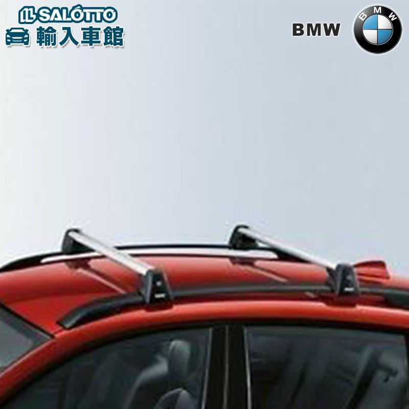 【 BMW 純正 クーポン対象 】 ベースサポート アタッチメントベース ※ルーフレール装備車のみ さまざまなアタッチメントを取り付けるためのベース / X6 F16