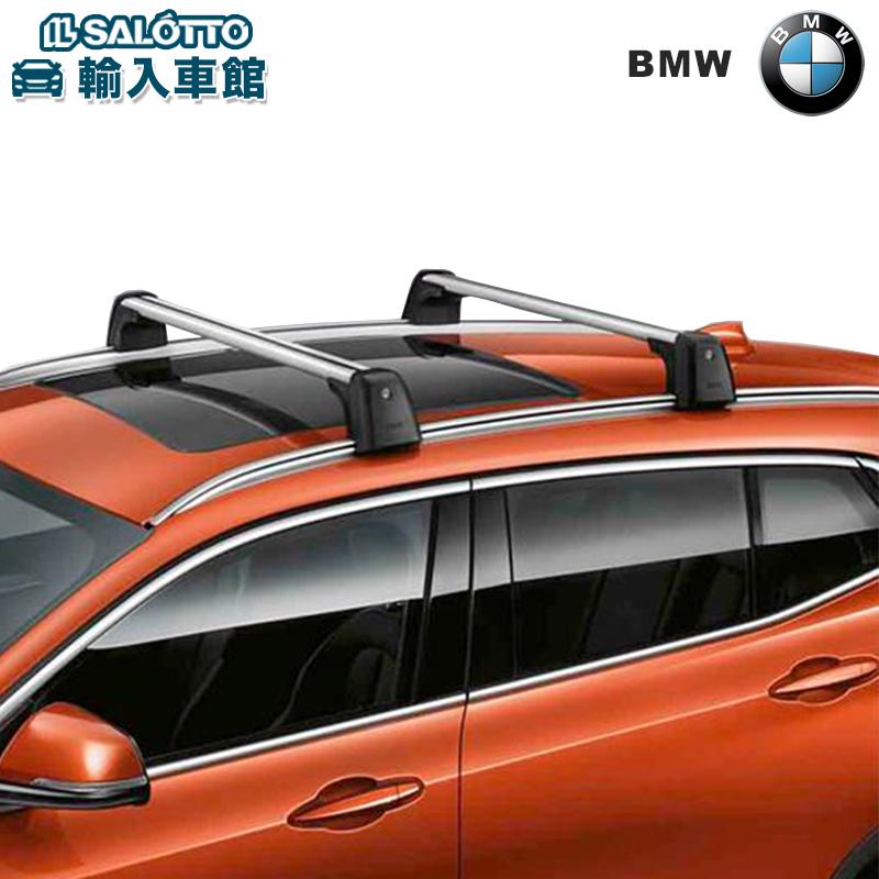 【 BMW 純正 クーポン対象 】 ベースサポート ルーフキャリア ルーフバー / 7シリーズ G11 G12