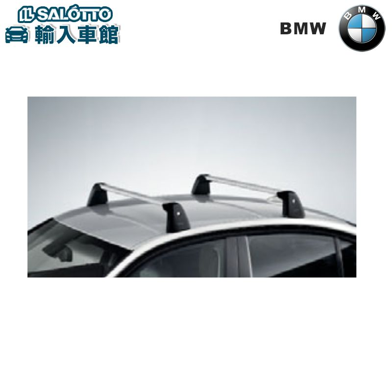 【 BMW 純正 クーポン対象 】 ベースサポート / ルーフキャリア ルーフバーBMW 3シリーズ セダン用 F30用 F30 M3用