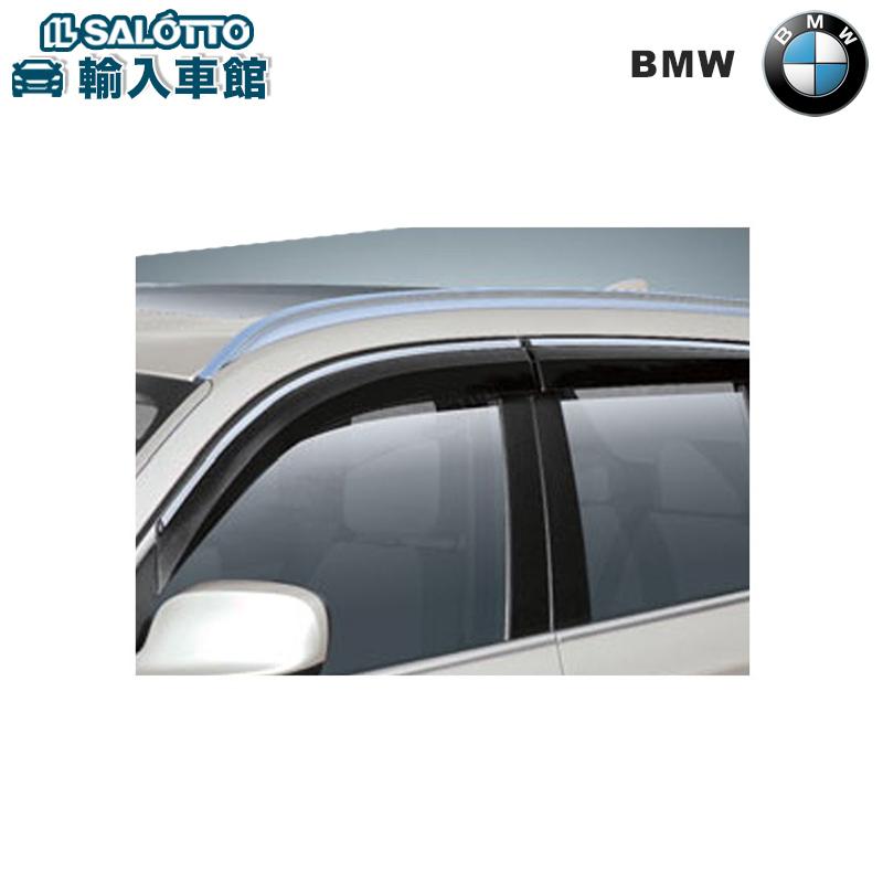 【 BMW 純正 値引クーポン対象 】 ドアバイザー (アルミマット付) / X3 F25
