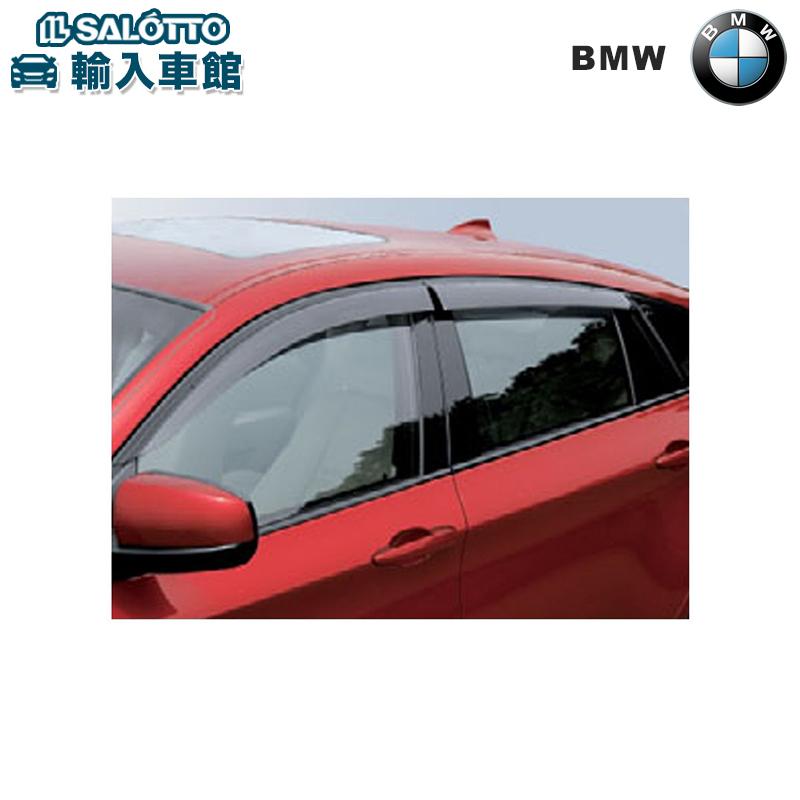 【 BMW 純正 クーポン対象 】 ドアバイザー / サイドバイザー 日よけ 雨よけ X6 F16