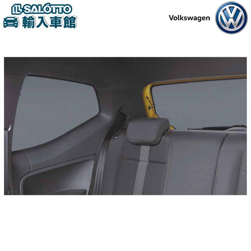 【 VW 純正 クーポン対象 】サンブラインド(4ドア用)日よけ ドライブ レジャーUP!