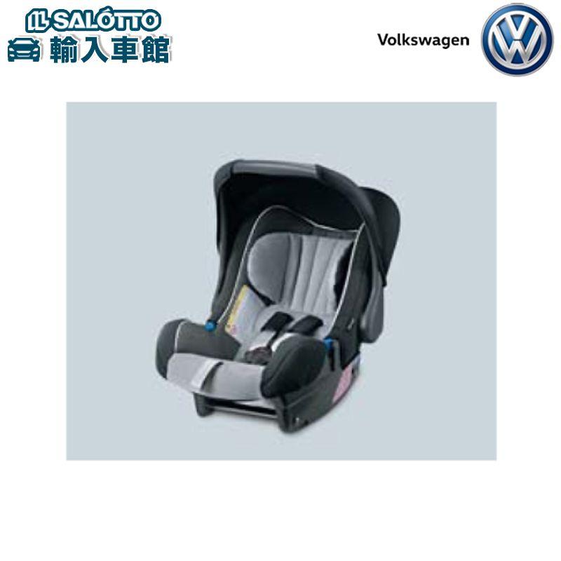 【 VW 純正 クーポン対象 】チャイルドシート (新生児から15ヵ月ぐらいまでの乳幼児向) Volkswagen G0 Plus ISOFIX付Touareg Passat Sharan Golf Touran Variant UP! Polo