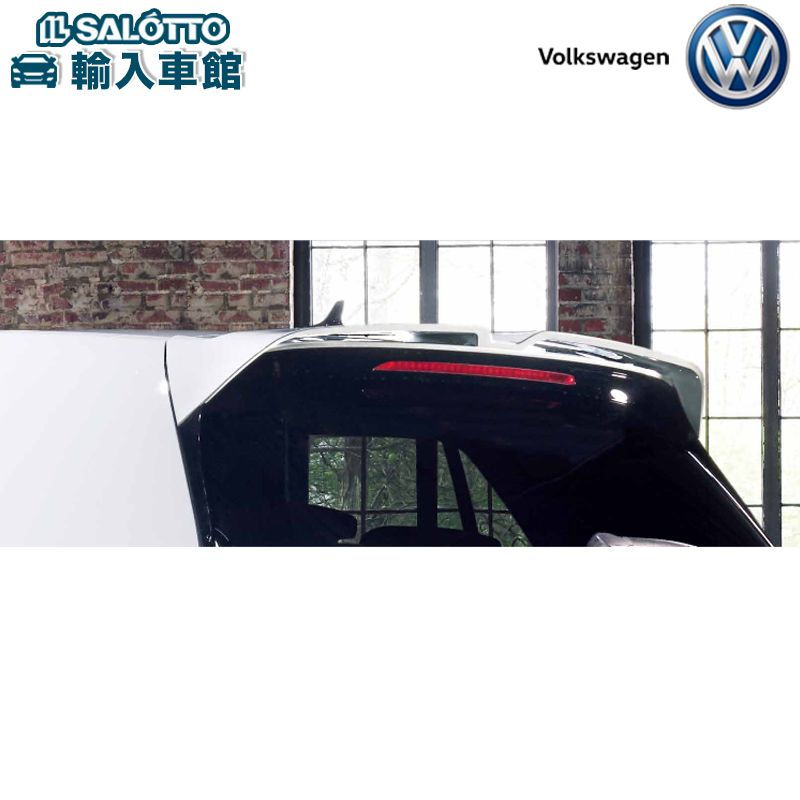 【 VW 純正 クーポン対象 】リヤルーフスポイラー / Rear Roof SpoilerGolf GTI