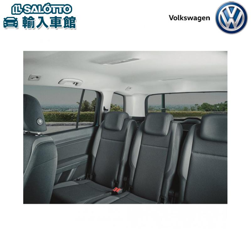 【 VW 純正 クーポン対象 】サンブラインド(リヤドアウインドー、リヤサイドウインドー、リヤウインドー、取付キット/1セット)日よけGolf Touran