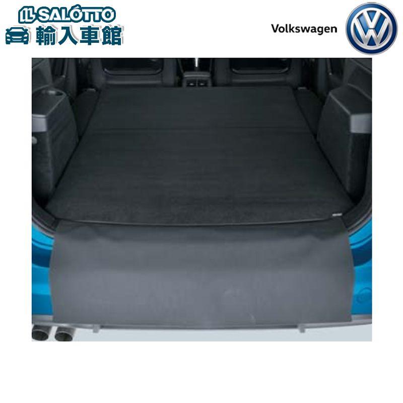 【 VW 純正 クーポン対象 】リバーシブル ラゲージマット(ロング)表地材質:ベロア裏地材質:合成ゴム、滑り止め加工Golf Touran