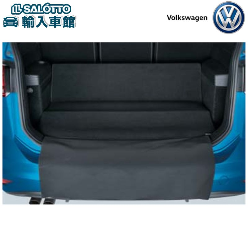 【 VW 純正 クーポン対象 】リバーシブル ラゲージマット(ショート)表地材質:ベロア裏地材質:合成ゴム、滑り止め加工Golf Touran