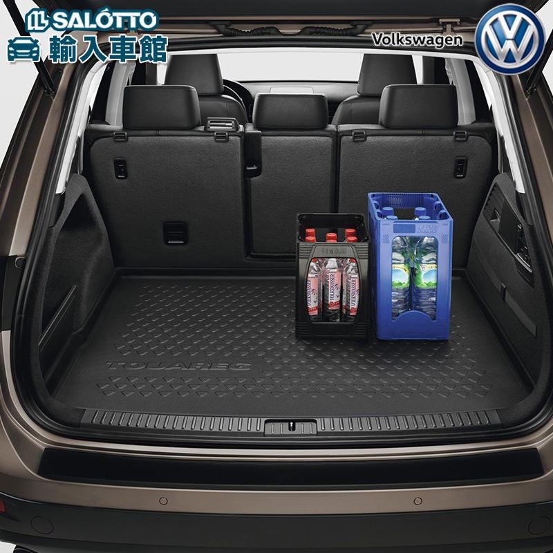 【 VW 純正 クーポン対象 】ラゲージトレー 防水性 ポリエチレン製 トレー トレイTouareg