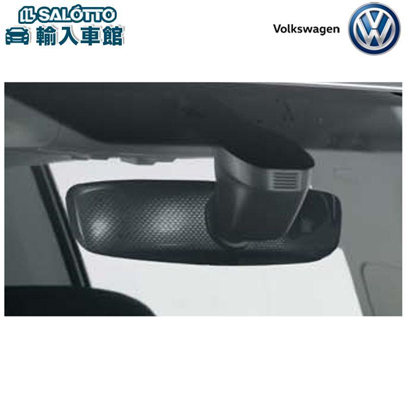 フォルクスワーゲン オリジナル 安い アクセサリー 新品未使用正規品 VW 純正 ルームミラー カバー カーボン調 ゴルフ7 PMMA ゴルフ7ヴァリアント ゴルフトゥーラン