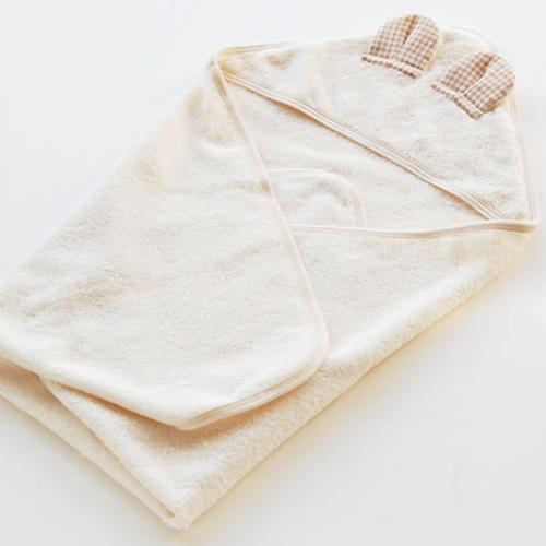 チェック生地までオーガニックコットンでできています 今治タオルですのでお風呂上がりやに巻いて拭いてあげたり オムツ替えシートやお出かけ時に防寒用にもオススメ 今治タオル ベビーギフト クマ耳付おくるみ ギフト 今治タオルブランド認定 出産祝い 日本製 国産 女の子 誕生日 SALE 男の子 予約 今治製 刺繍は要別途料金 赤ちゃん