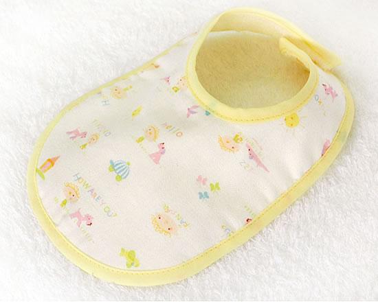 今治タオル 縫い目が赤ちゃんの肌に当たらないように細かなところまで気を配りました。デリケートな赤ちゃんのお肌にも安心。 今治タオル MAKE-FRIENDS ミニスタイ (ギフト 今治タオルブランド認定 出産祝い 赤ちゃん 男の子 女の子 誕生日 日本製 国産 今治製) 刺繍は要別途料金