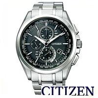【送料無料】シチズン CITIZEN アテッサ ATTESA 電波ソーラー腕時計 クロノグラフ AT8040-57E 【***特別価格***】