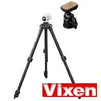 【送料無料】ビクセン Vixen 極軸設定を考慮した撮影用三脚 三脚M-155MA 35523-5【***特別価格***】
