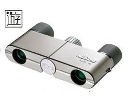 Nikon・ニコン 双眼鏡 遊4X10D CF ゴールド