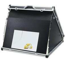【送料無料】ETSUMI・エツミ ポータブルスタジオDX E-6640+DX用蛍光管2本セット E-6679