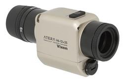 【送料無料】Vixen・ビクセン 手ブレ補正機能付き 防振単眼鏡 ATERA H6-12×25 シャンパンゴールド