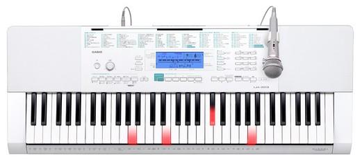 【送料無料】CASIO・カシオ プレゼントに 光ナビゲーションキーボード LK-223