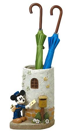【送料無料】SETOCRAFT・セトクラフト ディズニー Disney 傘立て ポストマンミッキー SD-6102-1800【***特別価格***】