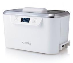 超音波でミクロの汚れをはじき出す 5段階タイマー付 格安激安 至上 TVで紹介された優れもの これで決まり 送料無料 ラッピング無料 CITIZEN 大型洗浄槽に2つの振動子を搭載 SWT710 超音波洗浄器 メガネなどミクロの力で綺麗に洗浄 シチズン スーパーロジ あす楽対応
