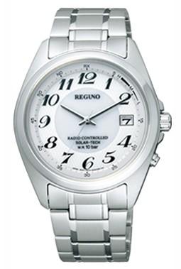【送料無料】CITIZEN・シチズン時計 REGUNO・レグノ 電波ソーラー時計 RS25-0347H