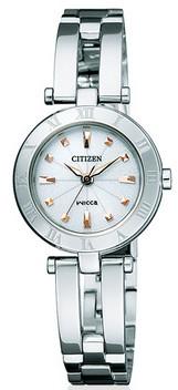 【送料無料】【国内正規品】シチズン CITIZEN ウィッカ wicca ソーラーテック腕時計 NA15-1572C【***特別価格***】