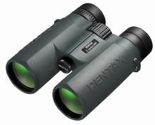 【送料無料】PENTAX Zシリーズ ヘビーユーザーも満足させる澄み渡る見え味 防水双眼鏡 ZD 10×43 WP ケース・ストラップ付