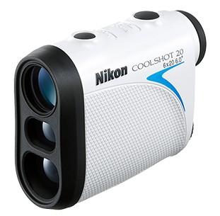 9/30までポイント2倍【送料無料】Nikon・ニコンゴルフ用レーザー距離計 クールショット COOLSHOT 20 直線距離専用モデル【***特別価格***】