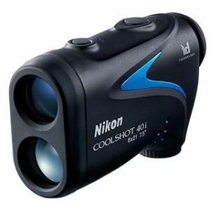 【送料無料】Nikon・ニコンゴルフ用レーザー距離計 クールショット40i COOLSHOT 40i【***特別価格***】