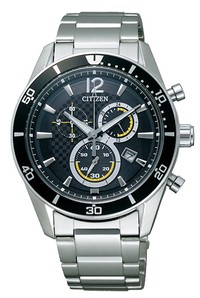 【送料無料】シチズン CITIZEN VO10-6742F エコ・ドライブ クロノグラフ ソーラー腕時計 オルタナ ALTERNA VO10-6742F