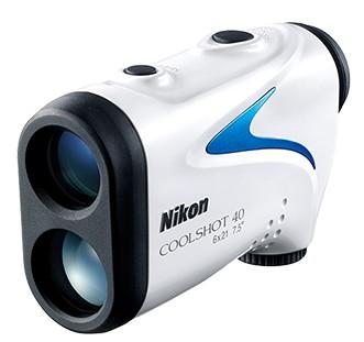 【送料無料】Nikon・ニコンゴルフ用レーザー距離計 クールショット COOLSHOT 40【***特別価格***】