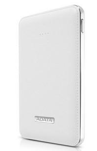 スマホに モバイルバッテリー 【ゆうパケットで送料無料】【代引き不可】ADATA APV120-5100M-5V-CWH スマホバッテリー・モバイルバッテリー 5100mAh APV120-5100M-5V-CWH【持ち充】【***特別価格***】