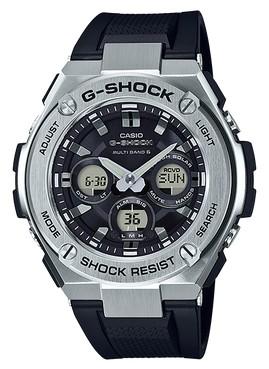 【送料無料】カシオ CASIO 電波ソーラー腕時計 G-SHOCK G-STEEL GST-W310-1AJF【***特別価格***】