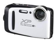 【送料無料】FUJIFILM・フジフィルム 20m防水・1.75m耐衝撃構造デジカメ FinePix XP130WH ホワイト【***特別価格***】